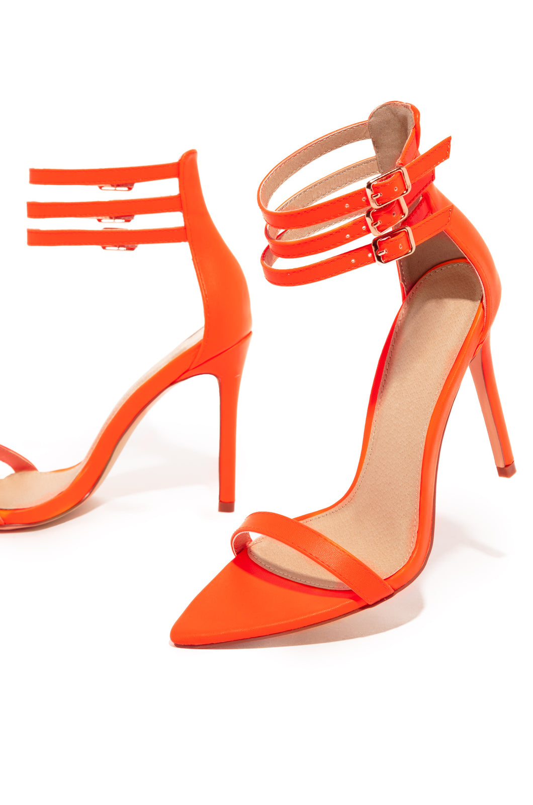 Night Of Luxury - Neon Orange