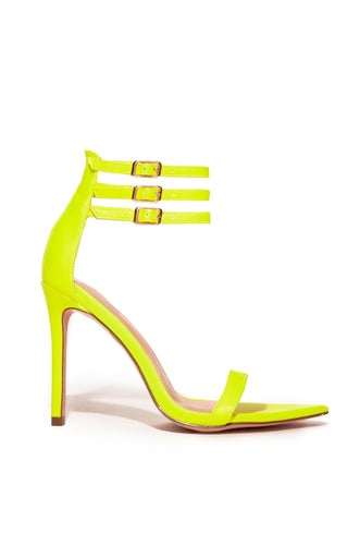 Night Of Luxury - Neon Yellow
