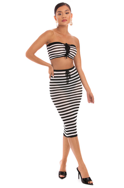Curve Em All Set - Black Stripe