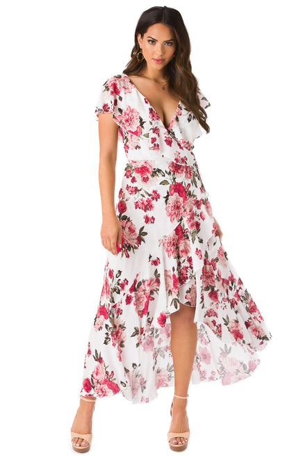 Sweet Thing Dress - Floral