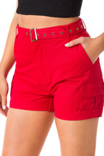 Code Red Shorts - Red