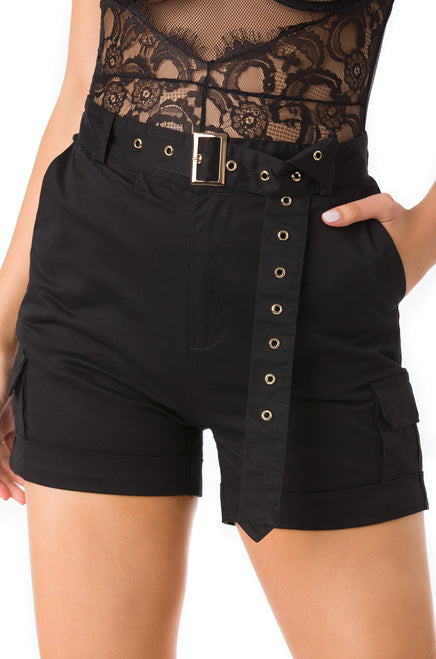 Code Red Shorts - Black