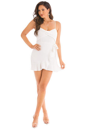 Cassa Dress - White