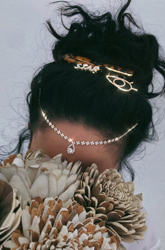 Athena Headpiece - Gold