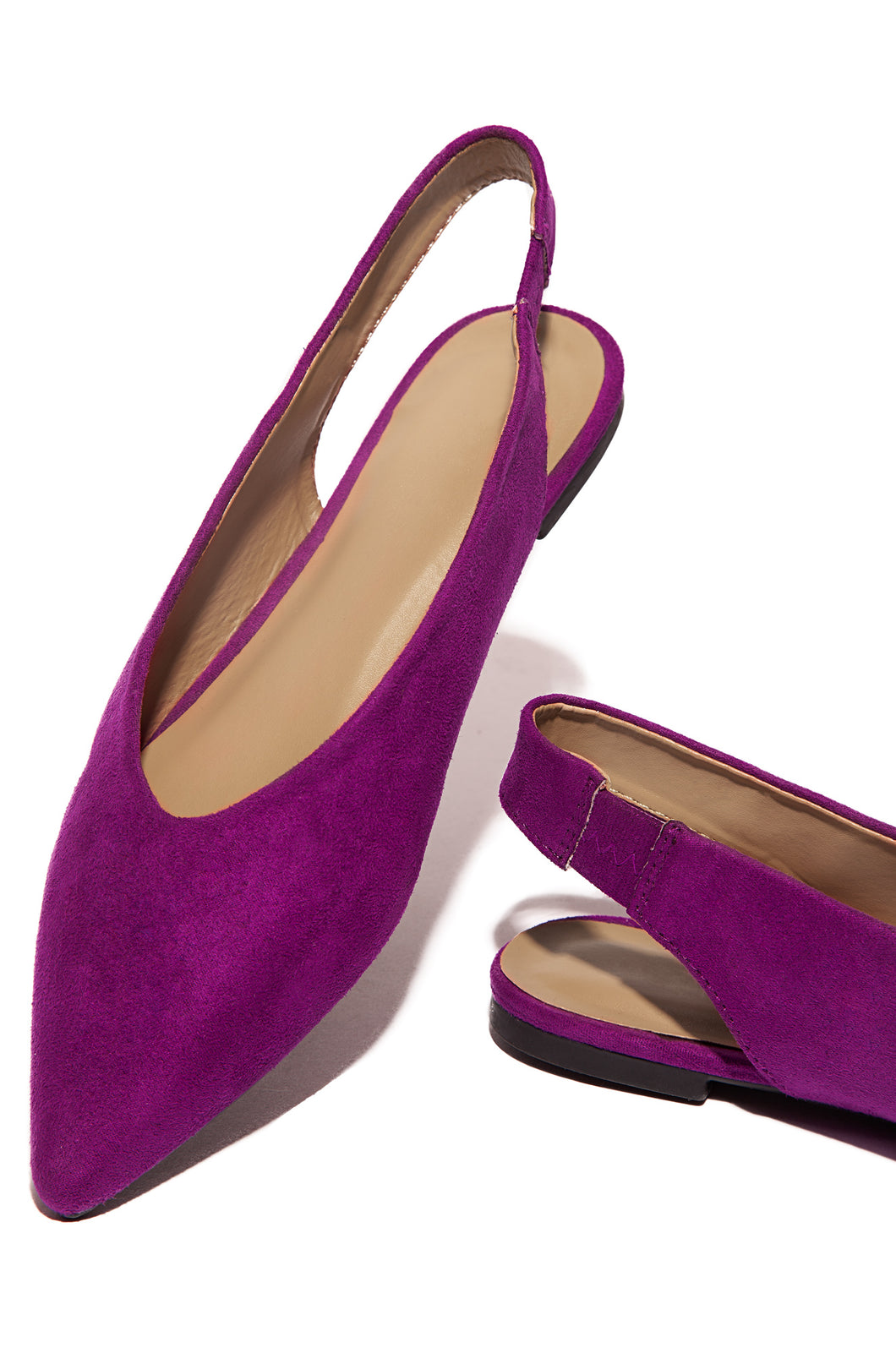 Flat Out Chic - Purple