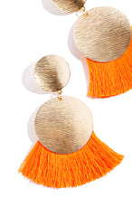 Zayna Earring - Orange