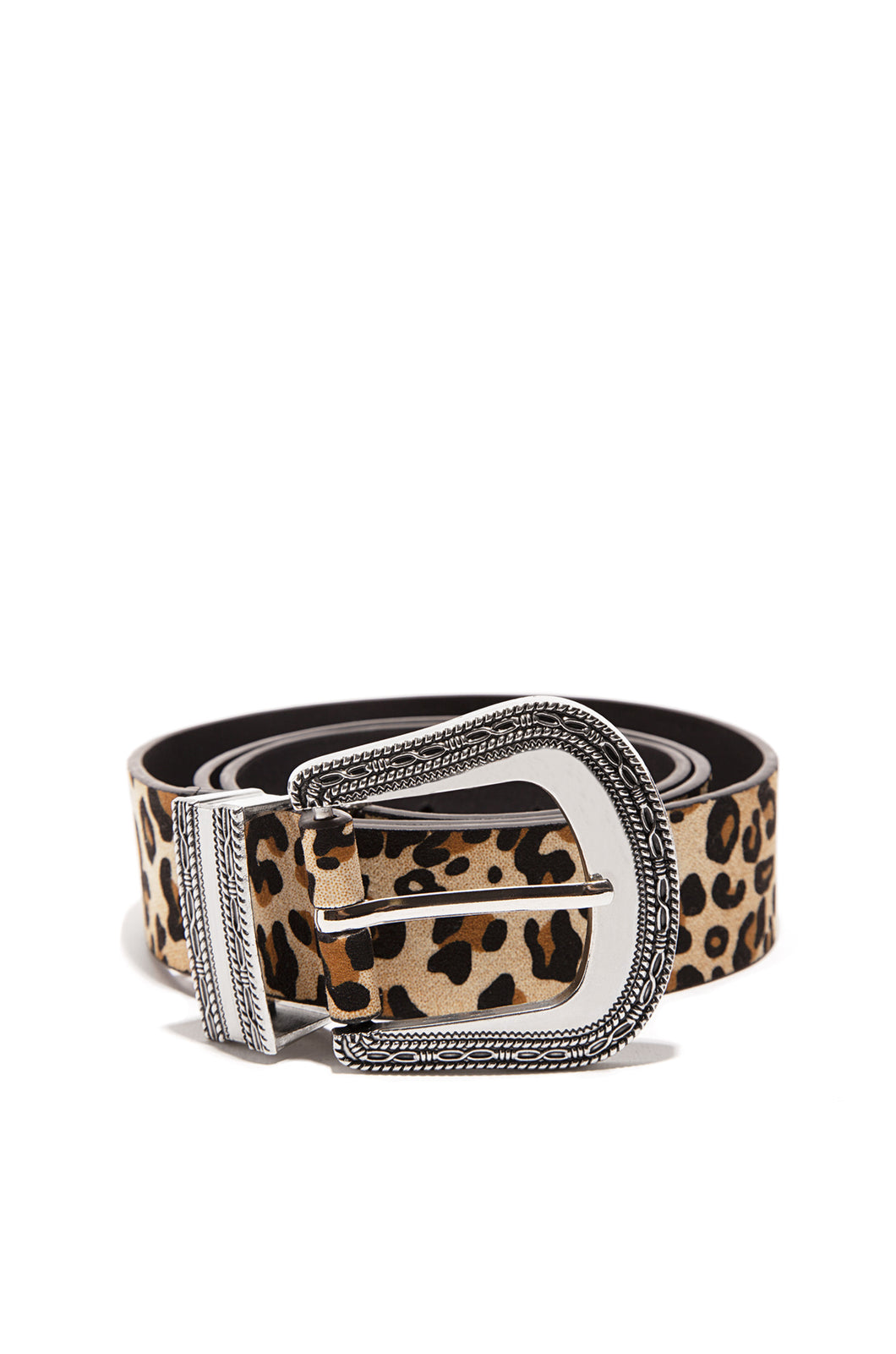 Working It Belt - Leopard