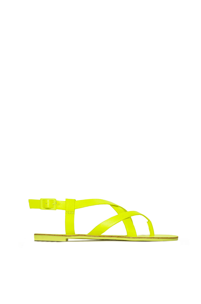 Beach Day - Neon Yellow
