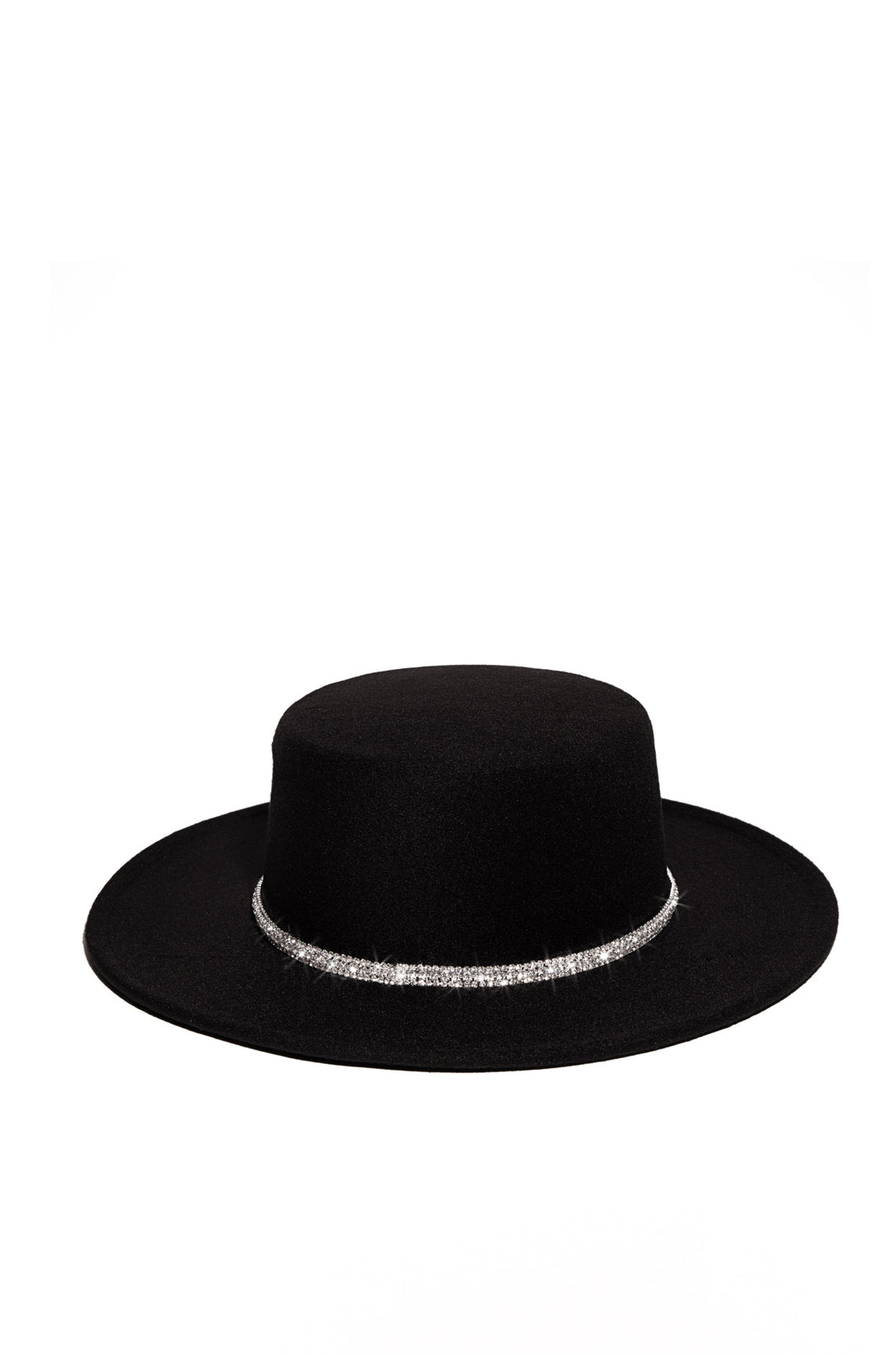 Over The Top Hat - Black