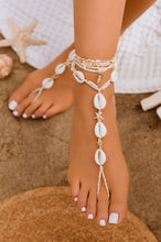 Mahalo Anklets - Ivory