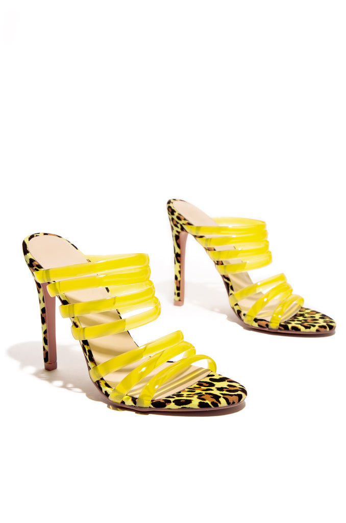 Sweet Stunner - Yellow Leopard