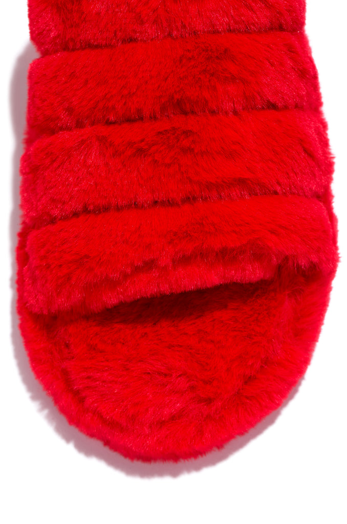 Fur-Ever - Red