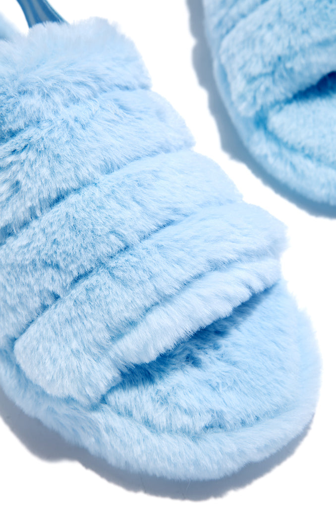 Fur-Ever - Light Blue