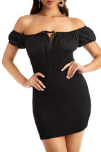 Haute Passion Dress - Black