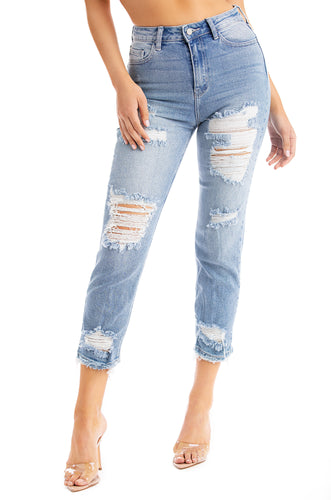 Unreserved Jeans - Light Denim