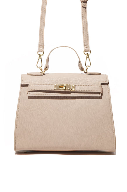 Chic Outing Bag - Nude