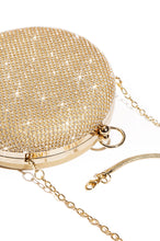 Finishing Touch Clutch - Gold