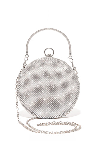 Finishing Touch Clutch - Silver