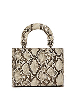 Miss Top Notch Bag - Snake