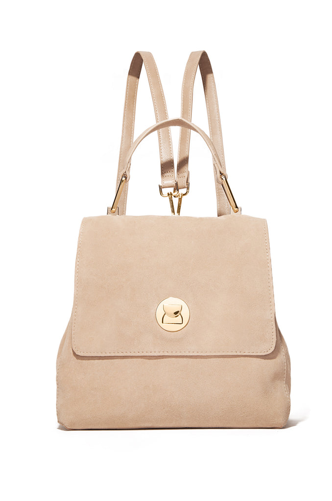Harlow Backpack - Nude