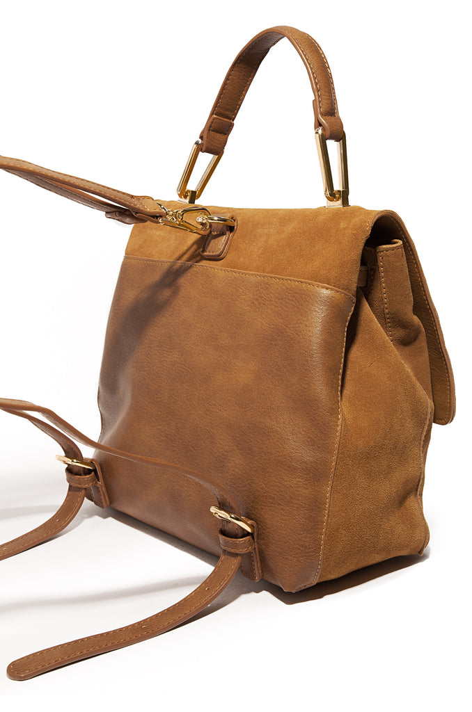 Harlow Backpack - Tan