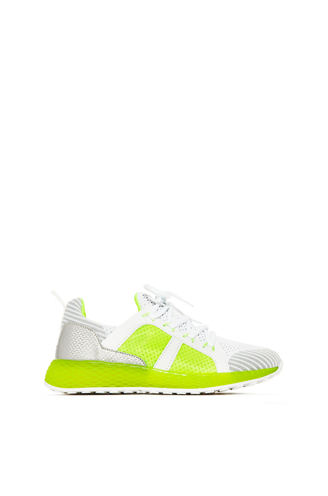 Run It - Neon Yellow