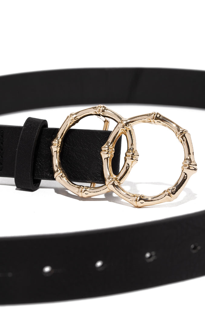 Richie Rich Belt - Black