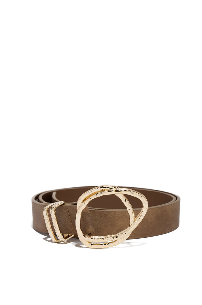 Music Lover Belt - Taupe