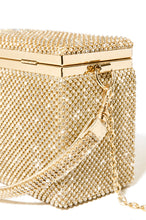Love Suite Clutch - Gold