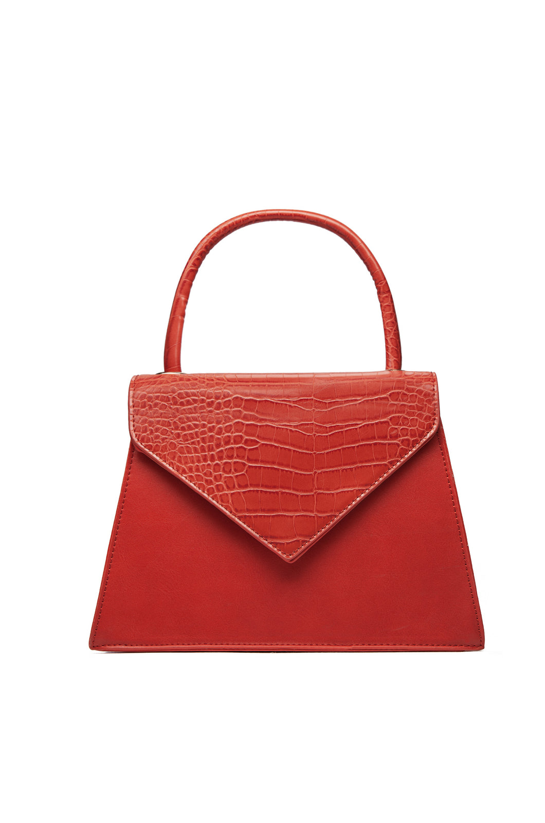 SHE.E.O Crossbody Bag - Red