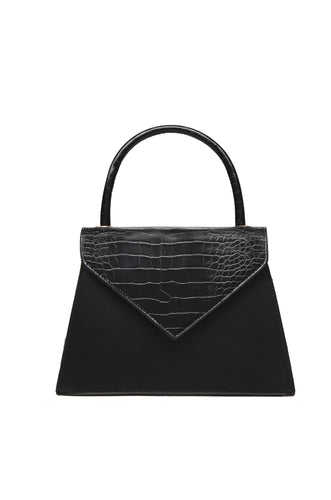 SHE.E.O Crossbody Bag - Black