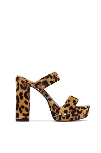 Sunday Brunch - Leopard