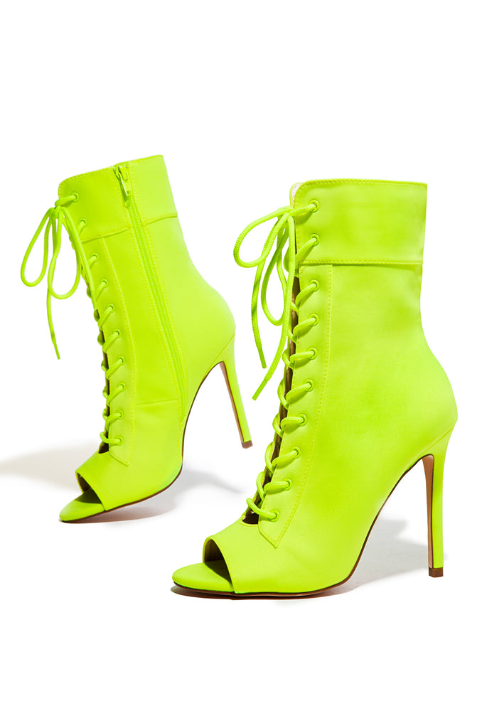 Flashing Brights - Neon Yellow