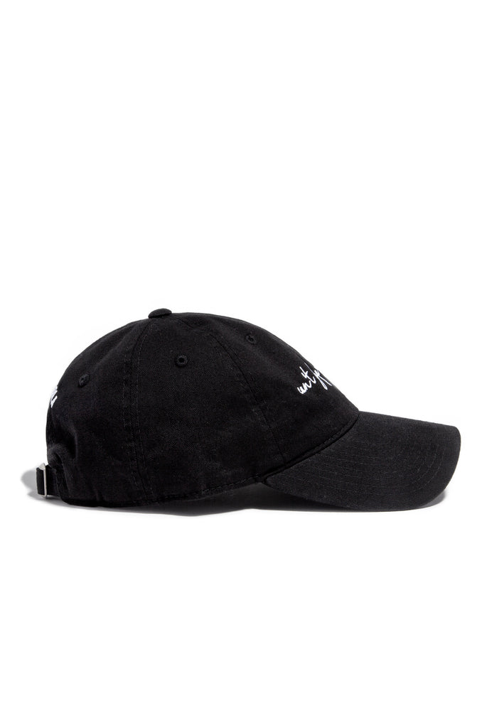 Can't Stop Won't Stop Hat - Black