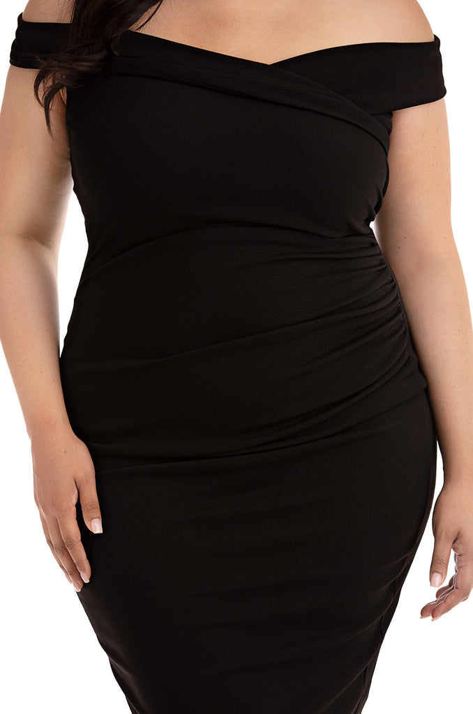 Modern Muse Dress - Black