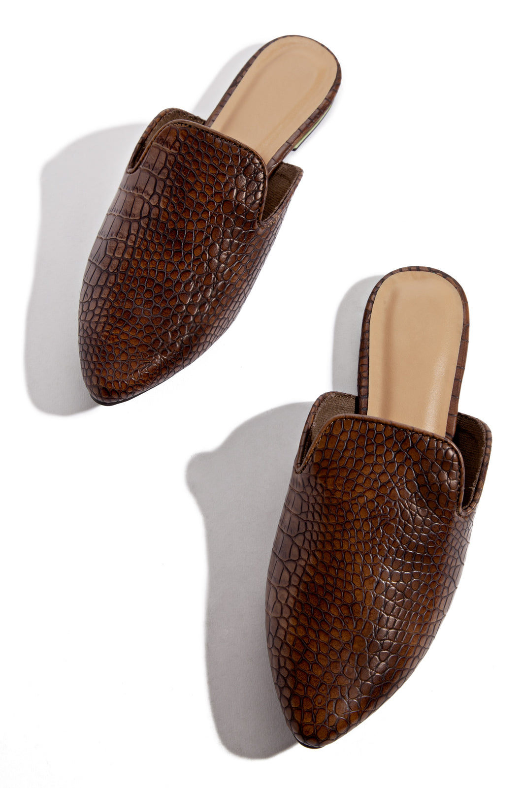 Selfmade - Brown Croc