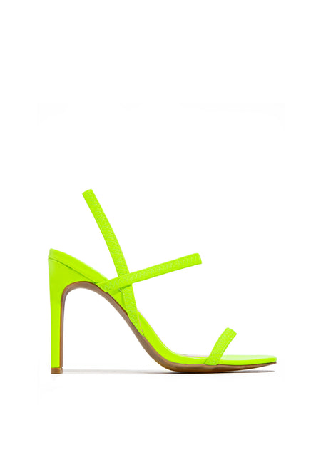 Own The Night - Neon Lime