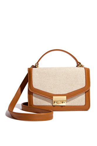 When In Rome Bag - Brown
