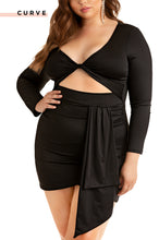 Bad At Love Dress - Black