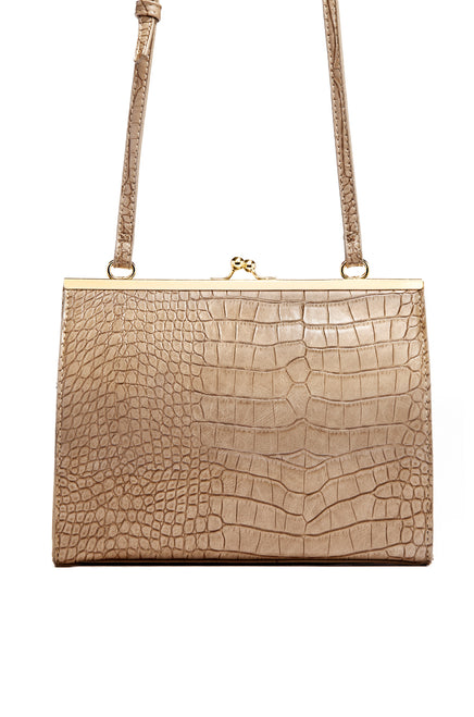 Opening Night Bag - Nude