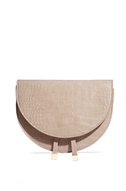 The Bella Bag - Nude