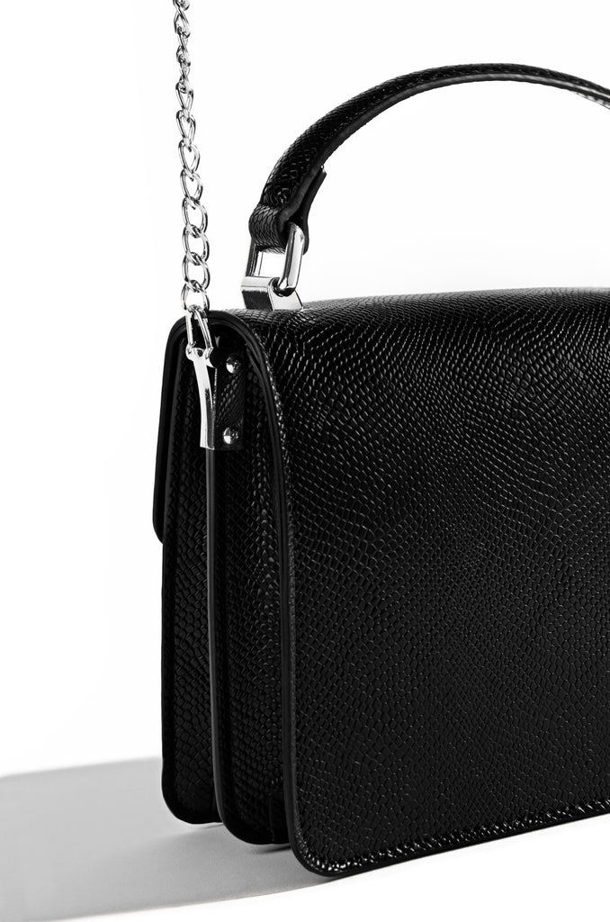 Fashion House Bag - Black