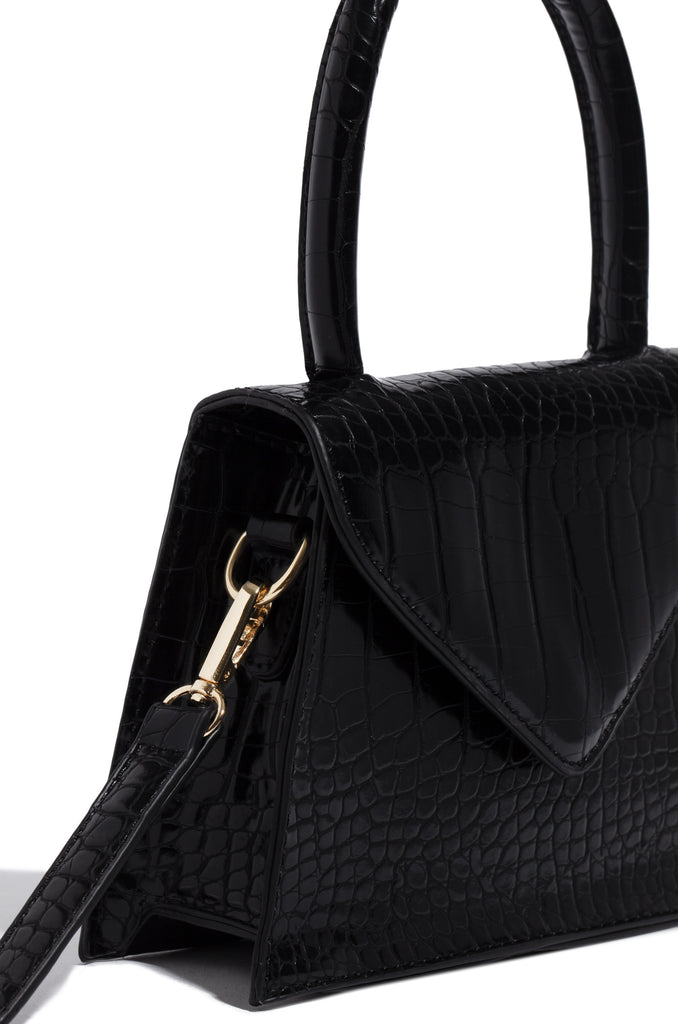 Parisian Chic Bag - Black