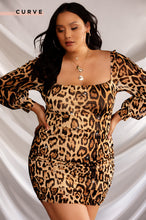 My Wild Love Dress - Leopard