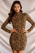 My Revenge Dress - Leopard