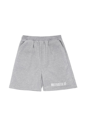 Motivated AF Short - Grey
