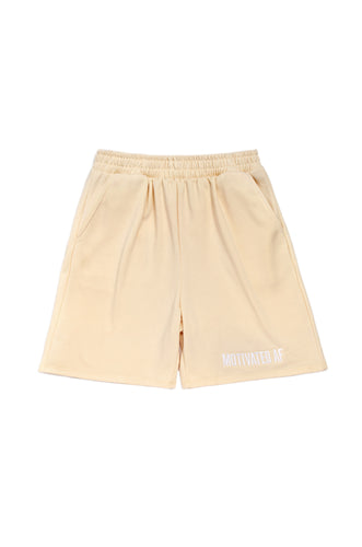 Motivated AF Short - Cream