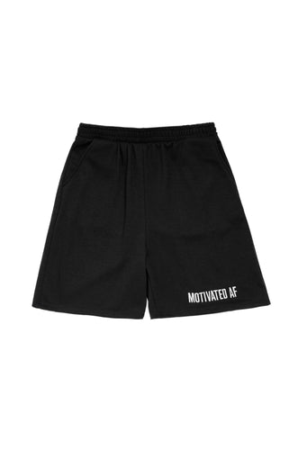 Motivated AF Short - Black