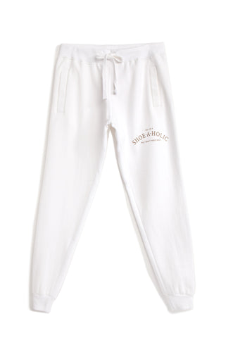 Shoeaholic Jogger - White