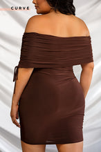 Keep It Sultry Dress - Mocha